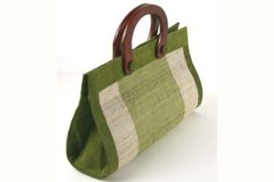 Vetiver handbag